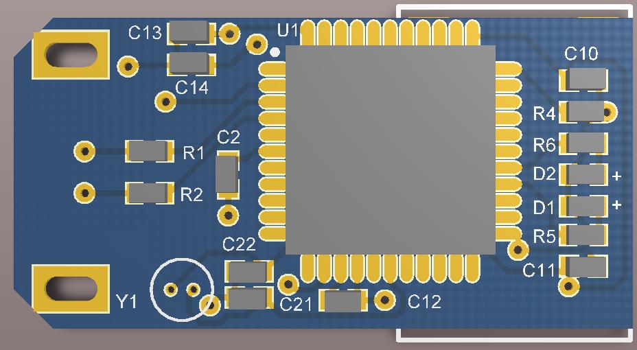TIAO AVR / Micro SD Development Board (ATMEGA32U4) - TIAO's Wiki