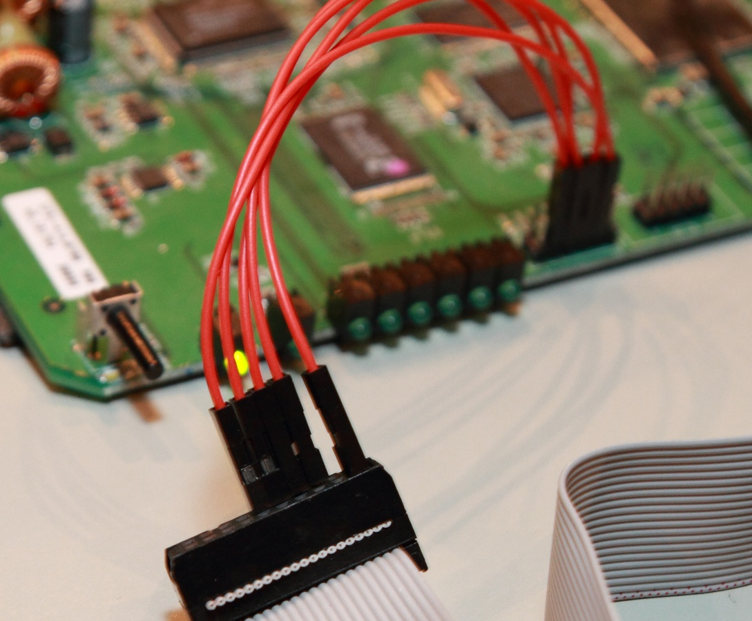 Debrick Routers Using Zjtag And Diygadgetcoms Fta Jtag Cable Wiring Diagram For Wrt54g Ftajtag20