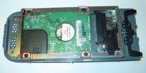 Install WD1200BEVS to enclosure-4.jpg