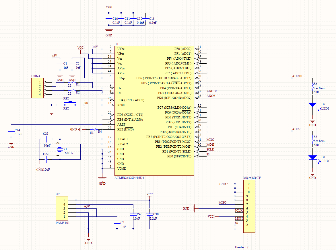Jtag Wiring Diagram Trusted Diagrams Atmega32u4 Schematic Info U2022 Midi Setup